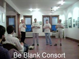 Be Blank Consort